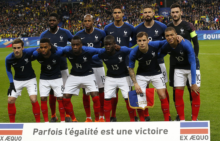 Test your knowledge your favorite teams, players and english football (soccer). French National Football Team To Arrive In St Petersburg For Friendly Against Russia Sport Tass
