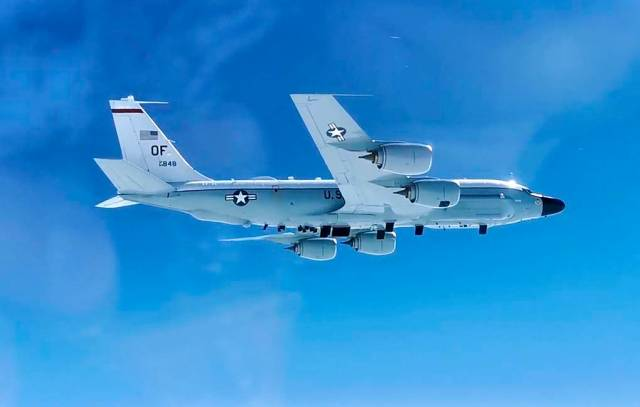 RC-135 Russian Ministry of Defense Press Office/TASS