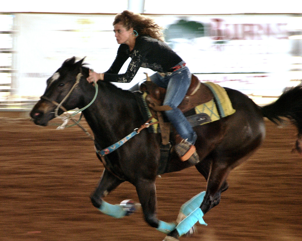 Barrel Racing 2