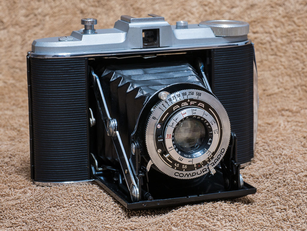 Agfa Jsolette 4.5 – When J is not a J