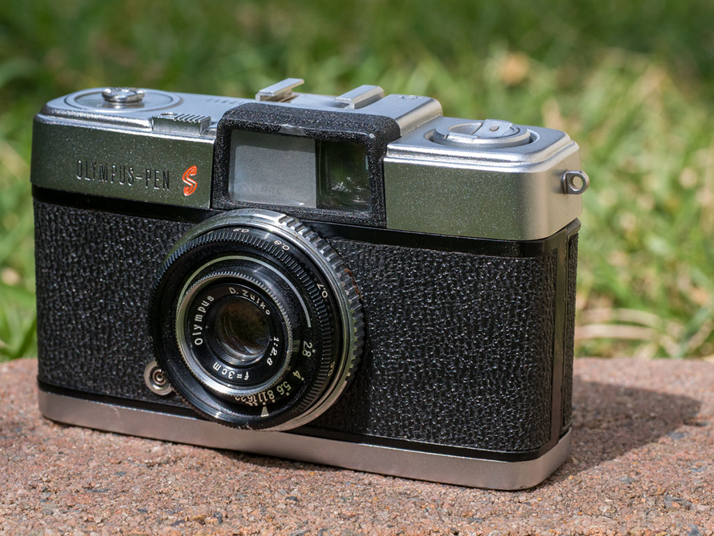 Olympus Pen S – The never-ending story