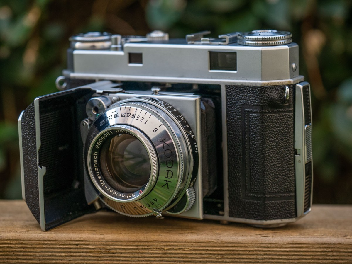 Kodak Retina IIa – Coat Pocket Rocket