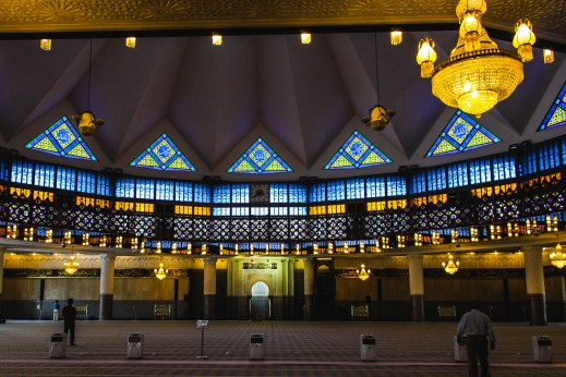 Main Prayer Hall/ Grand Hall
