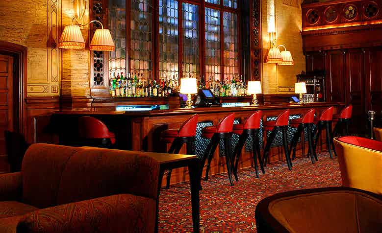 The 5 Fanciest Old New York Bars in the City