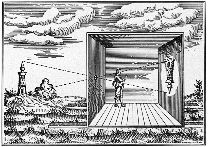 Room Obscura  comment transformer une pice de votre maison en Camera Obscura gante