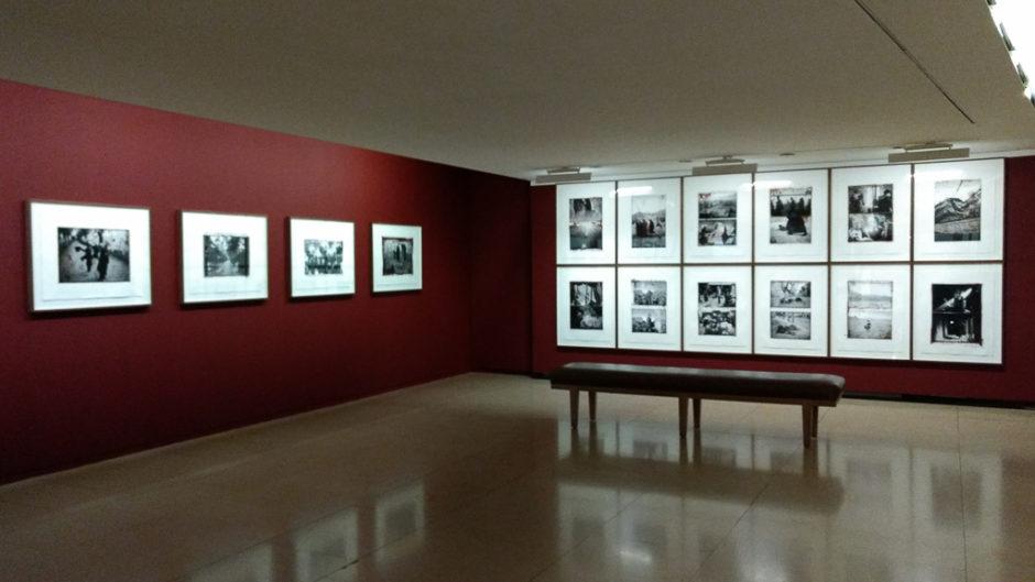 Visite de lexposition Les Offrandes de lartistephotographe chinois Gao Bo  la MEP