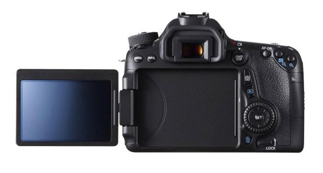 Canon 70D 18 135