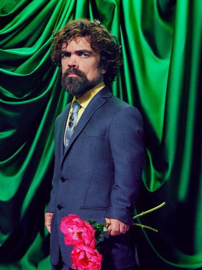 Peter Dinklage | Tyrion Lannister - © Miles Aldridge