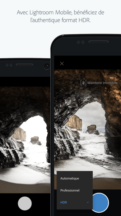 Lightroom Android 3.0 1