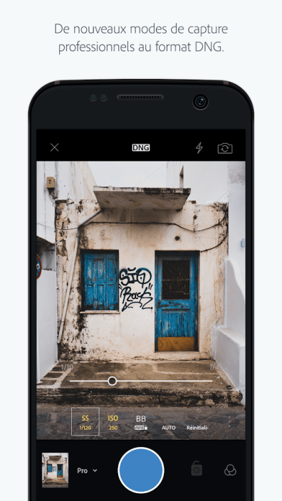 Lightroom Android 3.0 2