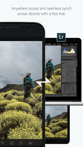 Lightroom Android Ancien 1