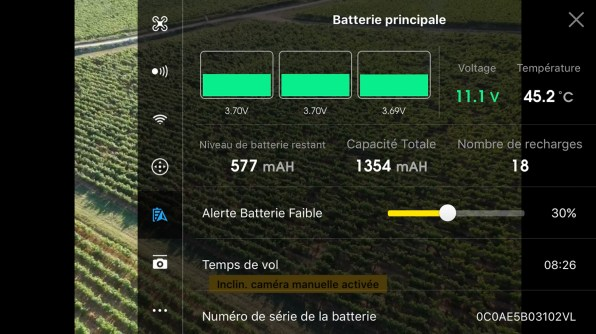 Phototrend Test Spark Interface DJI GO 4 12