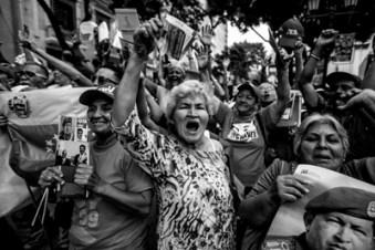Vivre avec l'héritage d'Hugo Chavez © Alejandro Cegarra