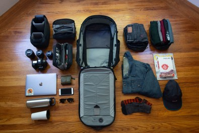 Peak Design Travel Backpack 6