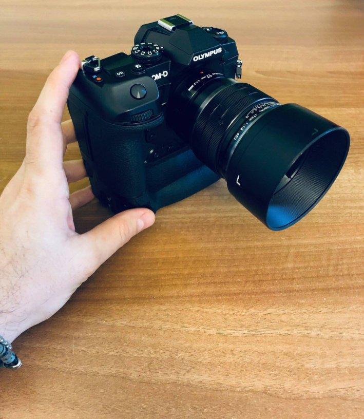 Olympus E M1X MFT Camera3