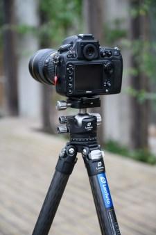 Nikon D800 + 24-70mm sur la rotule