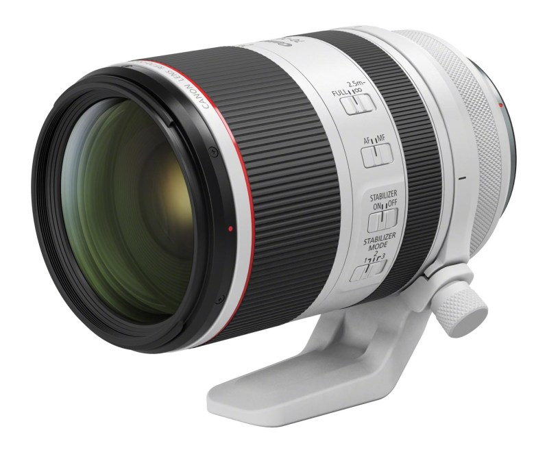Canon RF 70 200 Mm F2,8L IS USM (2)