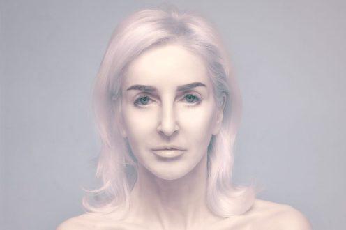 Female Portrait, Vladimir Proshin