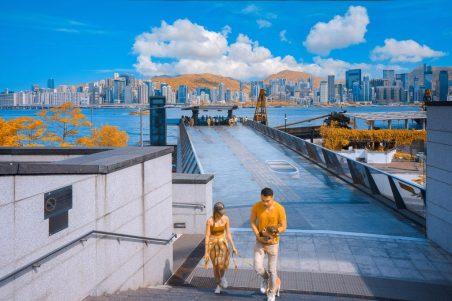 Hong Kong: The Golden City, Tran Minh Dung