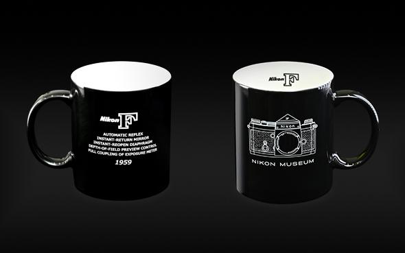 Mug Nikon F