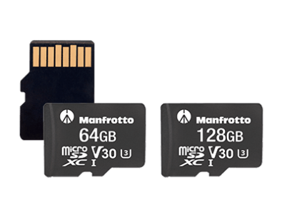 Manfrotto Cartes Memoires Pro Rugged 5