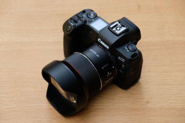 Phototrend Samyang AF 14 Mm F2.8 RF 4