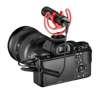 Microphones JOBY Wavo Mobile JB01643 BWW Camera