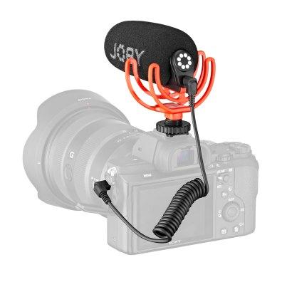 Microphones JOBY Wavo JB01675 BWW Camera Back