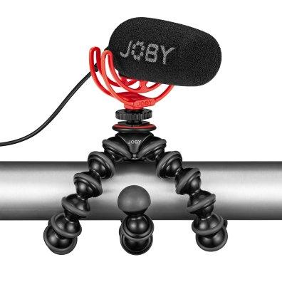 Microphones JOBY Wavo JB01675 BWW VloggingKit Beam