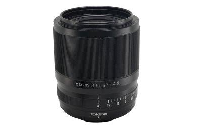 Tokina Atx M 33mm Fuji X
