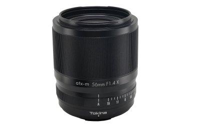 Tokina Atx M 56mm Fuji X