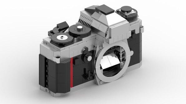 Nikon F3 Lego Nu Silver