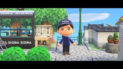 Aizu Factory Sigma Animal Crossing2