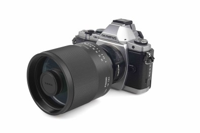Tokina SZX400mm F 8 MF 6