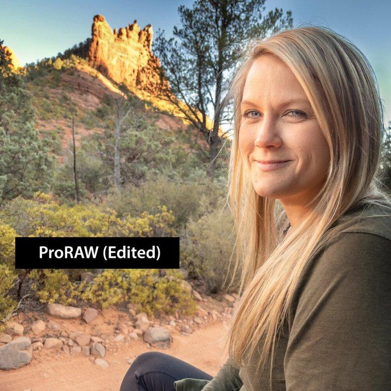 ProRAW (après post-traitement)