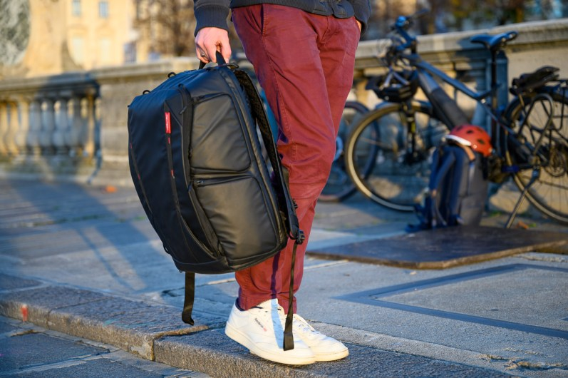 Phototrend Test Sac Photo Pgytech OneMo Backpack 35