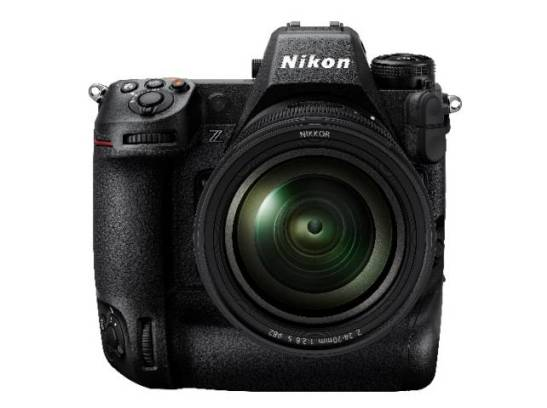Nikon Z 9 II Fond Blanc