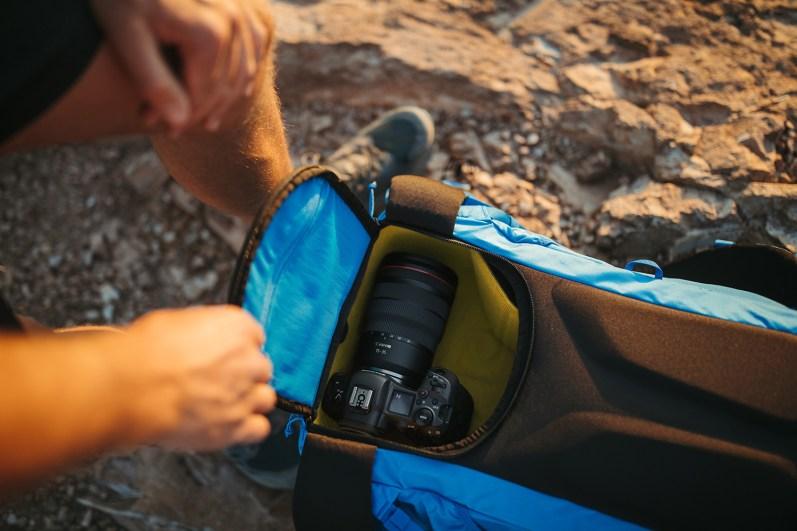 Moment Strohl MNTLight 45L Backpack Webres117