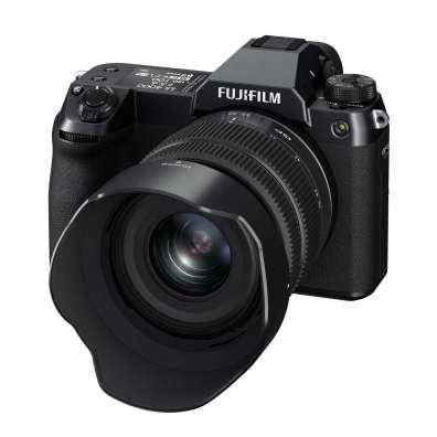 Fujifilm GF35 70 GFX50SⅡ Left Diagonal GFX50SⅡ Hood