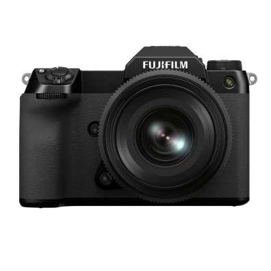 Fujifilm GFX50SII Front GF35 70