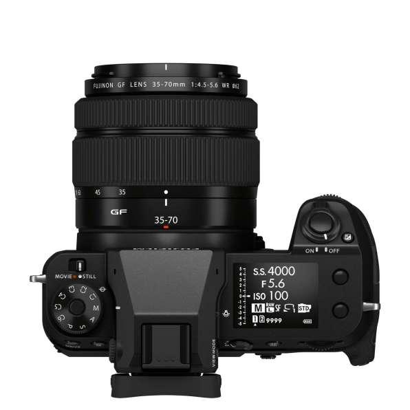 Fujifilm GFX50SII Top GF35 70