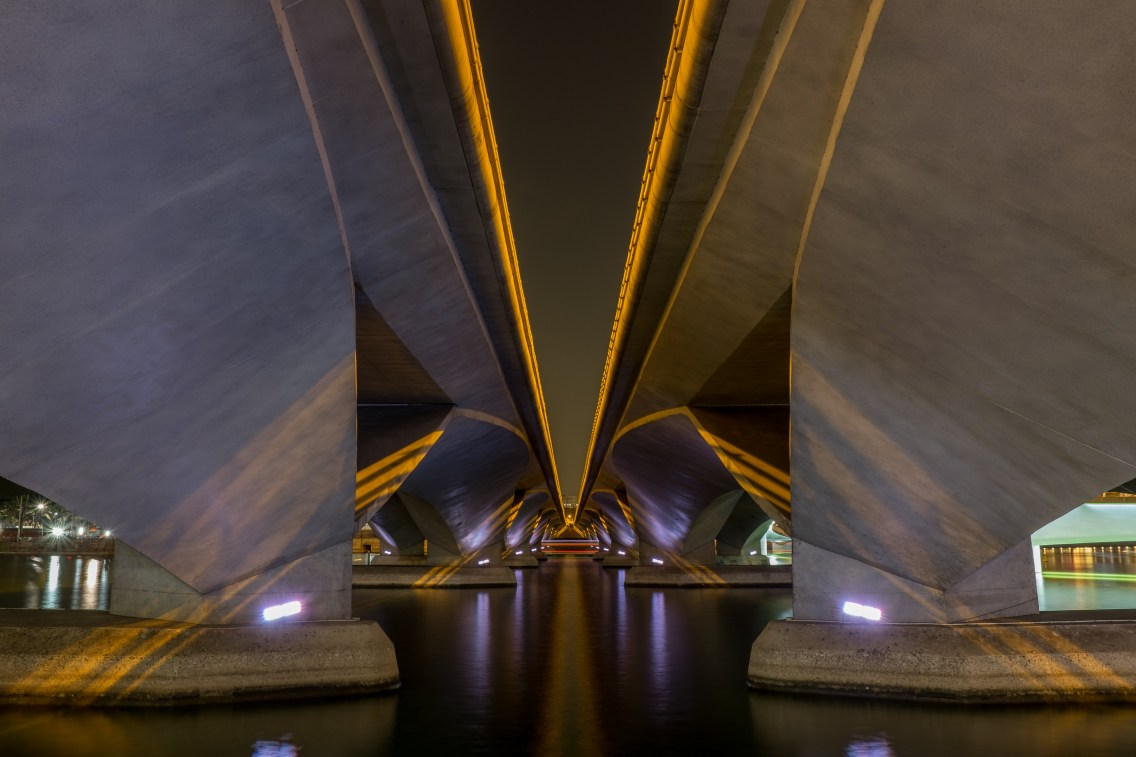 #X100T #Singapore #Bridge