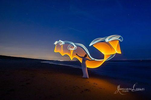 Workshop Lightpainting photo review