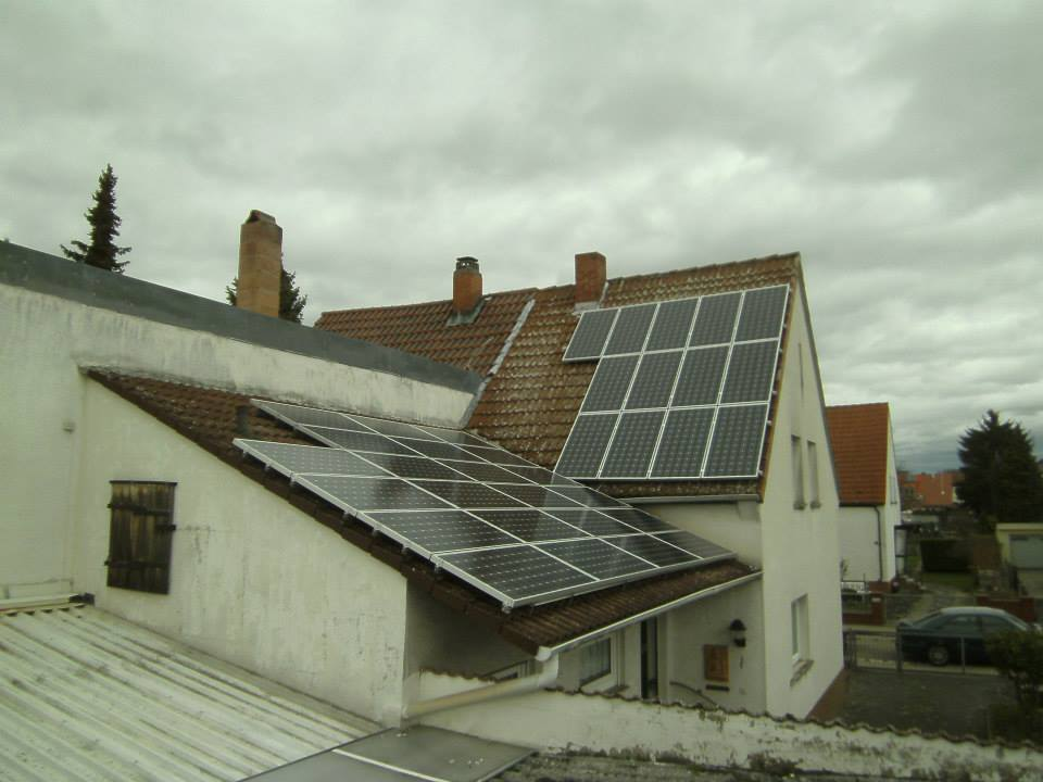 Altrip, PV - Anlage (6,825 kWp)