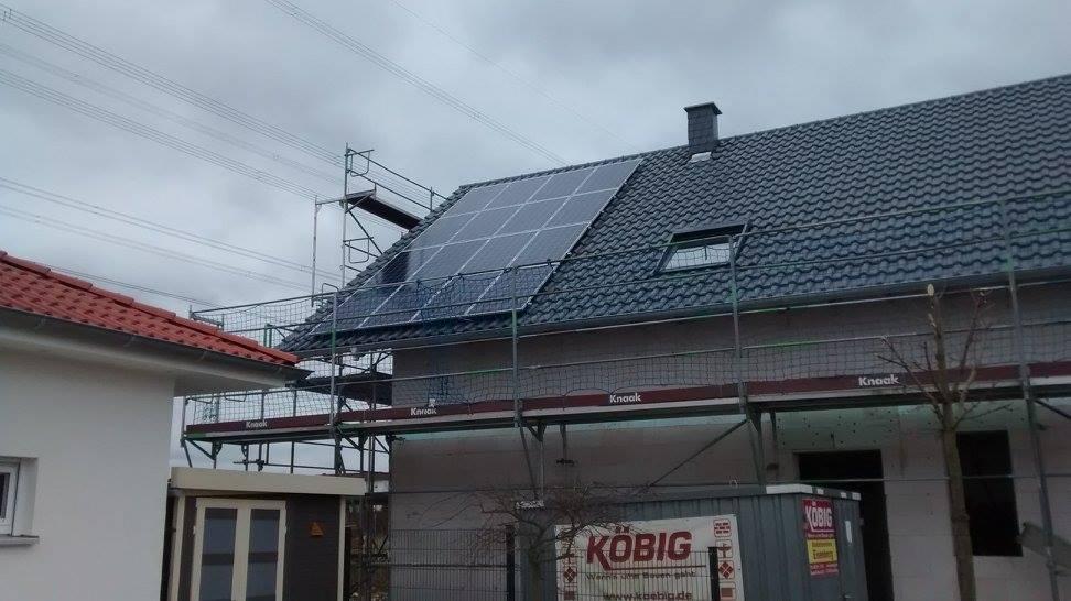 Asselheim, PV - Anlage (10 kWp)