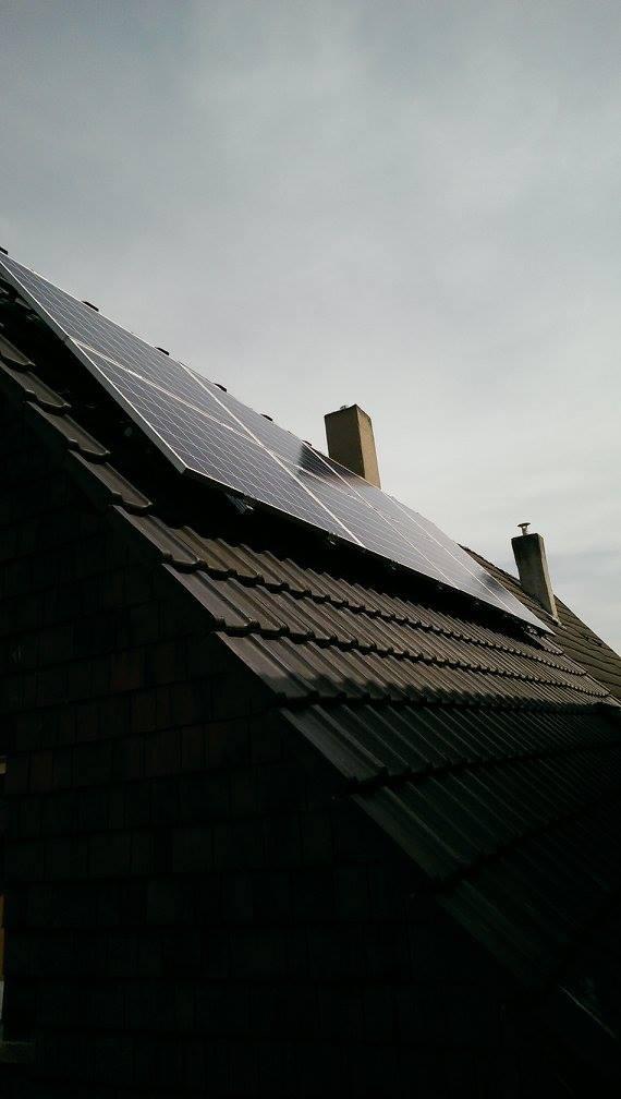 Schifferstadt, PV - Anlage (2,24 kWp)