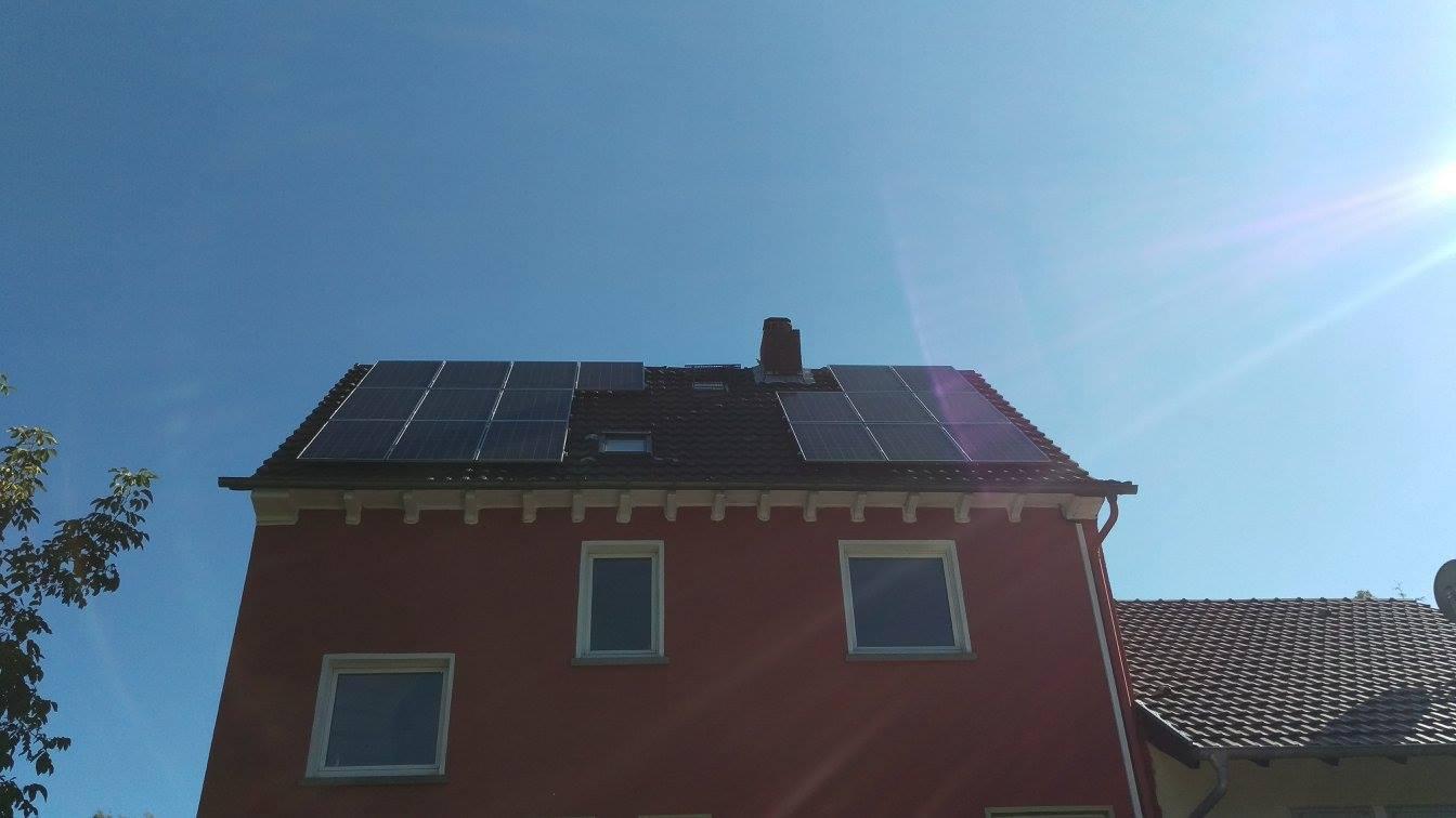 Gadernheim, PV - Anlage (9,36 kWp)