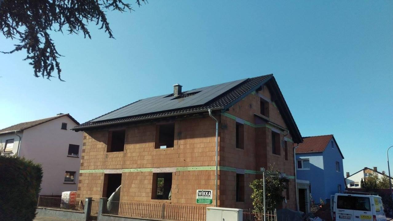 Schwegenheim, PV - Anlage (9,0 kWp)