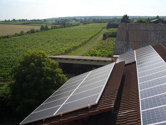 Flörsheim-Dalsheim PV - Anlagen (13,68 kWp + 22,8 kWp) inkl. Dachsanierung
