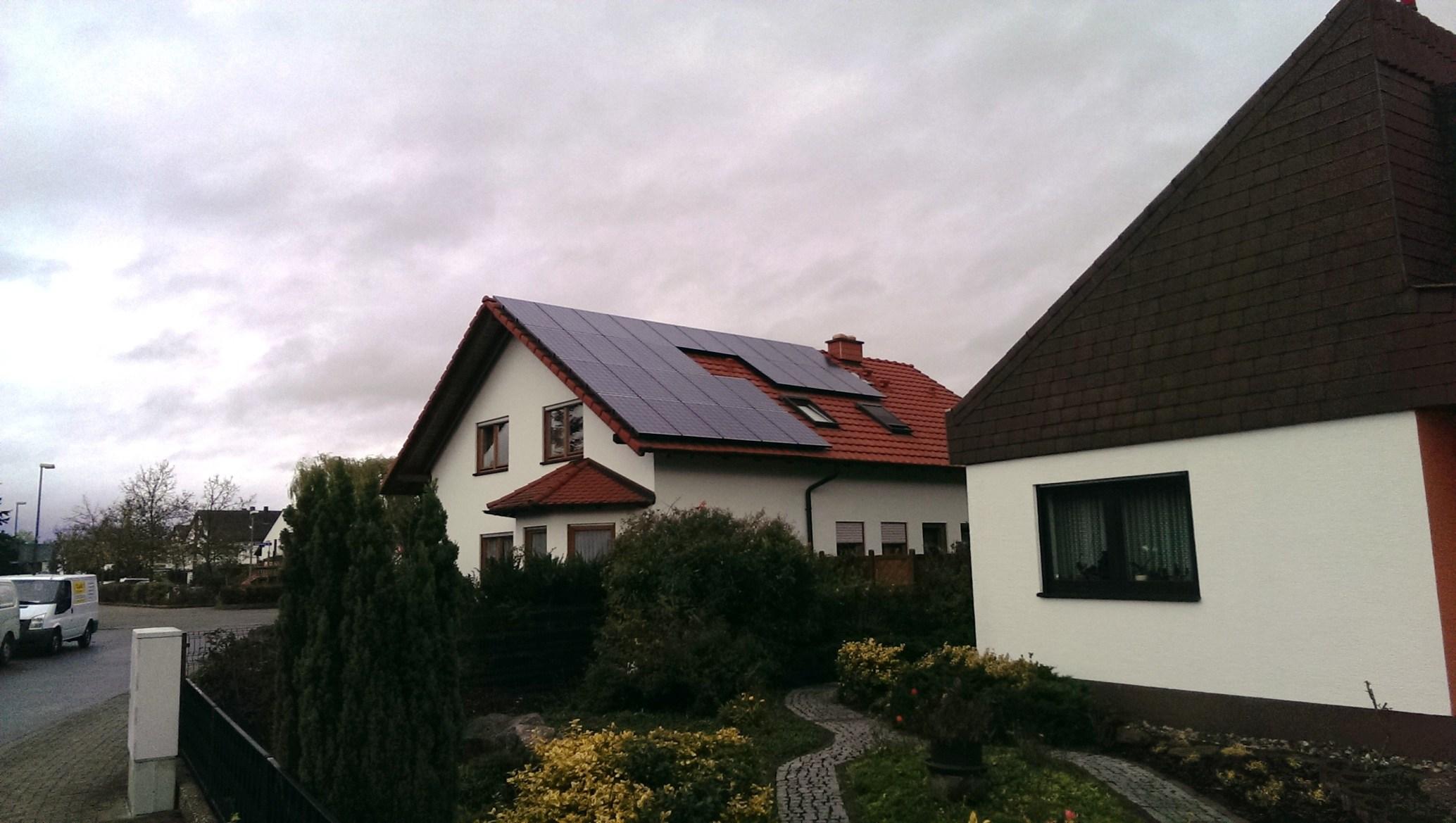 Ludwigshafen, PV - Anlage (7,0 kWp)